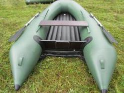 Надувная лодка Solar СОЛАР SL-330 зелёный