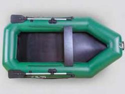 Надувная лодка GLADIATOR Simple A300НТВ зелёный